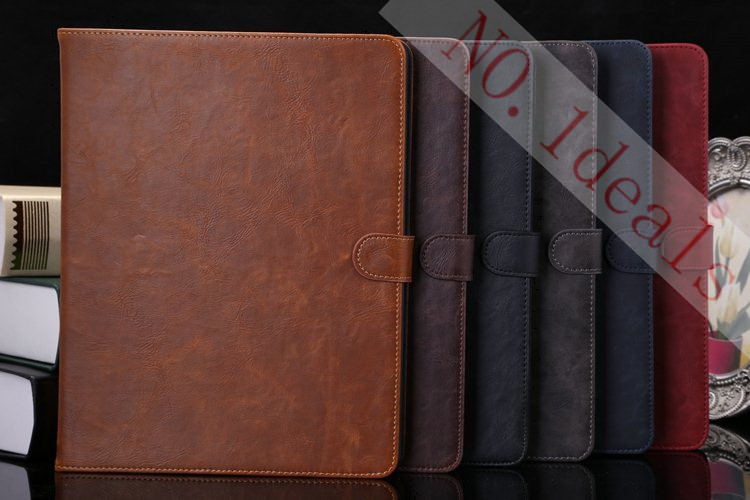 Grade pattern Pattern Stand PU Leather case for ipad 3 4 2 New Luxury Smart Cover