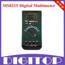 Nueva MS8215 innovador multímetro Digital Auto / Manual sonaron envío gratis