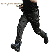 SinAirsoft  IX7 tactical Pants outdoor man hiking pants Camouflage military army cargo pants men combat trousers trekking pants(China (Mainland))