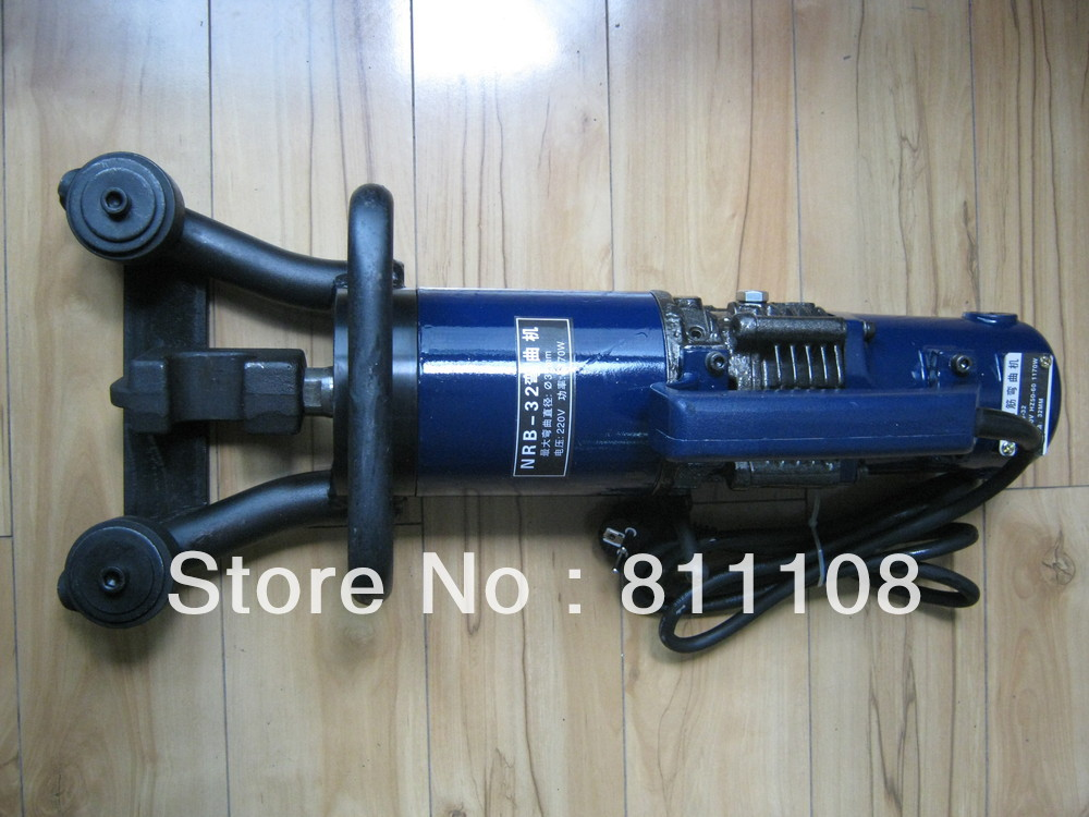Portable RB-32WH Hydraulic Rebar bender 2mm - 32 mm hand-held bending Machine Online Store 811108 store