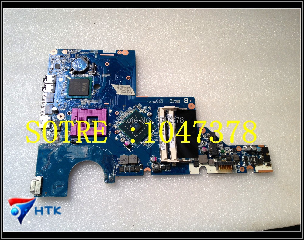Wholesale For HP G56 CQ56 Laptop Motherboard Mainboard DAAX3MB16A1 623909-001 100% Work Perfect<br><br>Aliexpress