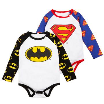 2016 New Born Baby Clothes Batman Newborn Baby Boy Clothes