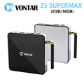 Genuine VONTAR Z5 SUPERMAX Amlogic S912 Octa Core Android 6 0 TV Box 2G 16G