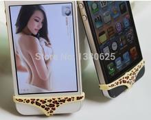 20011 Wholesale 3D sexy women Underwear Thong Briefs Silicone Home Button Case For Phone 5 4 4S(China (Mainland))