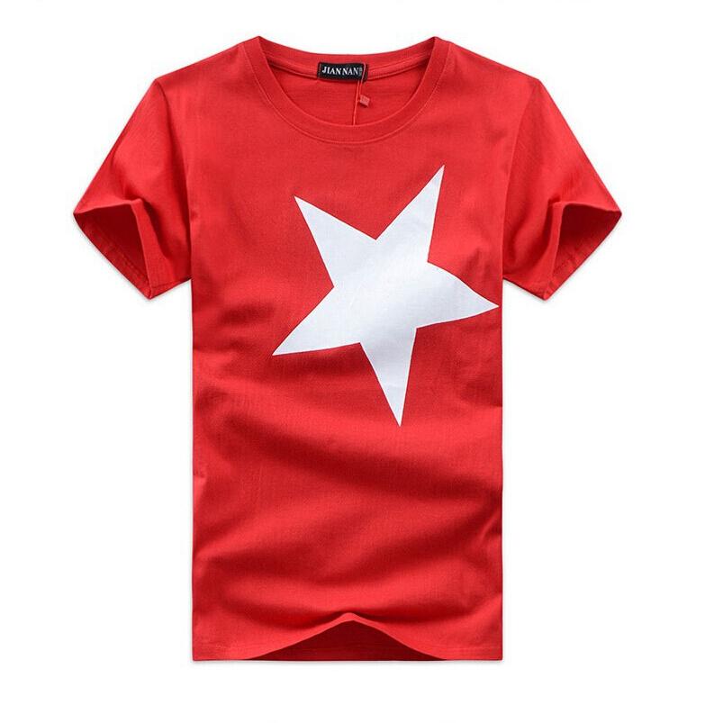 2015 new 100% brand contton men t-shirts t shirt printed fashion short sleeve t shirt men Accept customized Free shipping(China (Mainland))