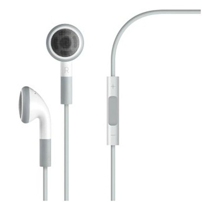 New Earphone Headphone Headset With Mic for Apple iPhone 3G 3GS 4 4G ipod touch + free shipping(China (Mainland))