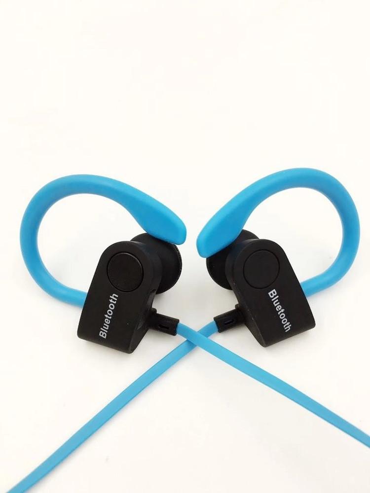 Sport Bluetooth Earphones Headphone Headset with Mic For iPhone Samsung Xiaomi HTC High Quality Running Earphone Cuffia STN-444