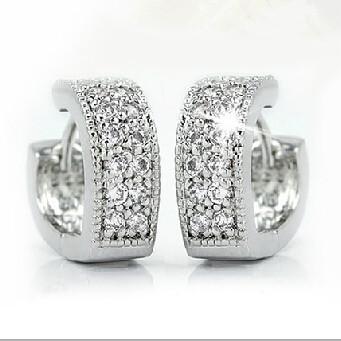 насос vector js 60 Серьги-гвоздики 60% , 925 Brincos JS1689 Women Silver Earrings