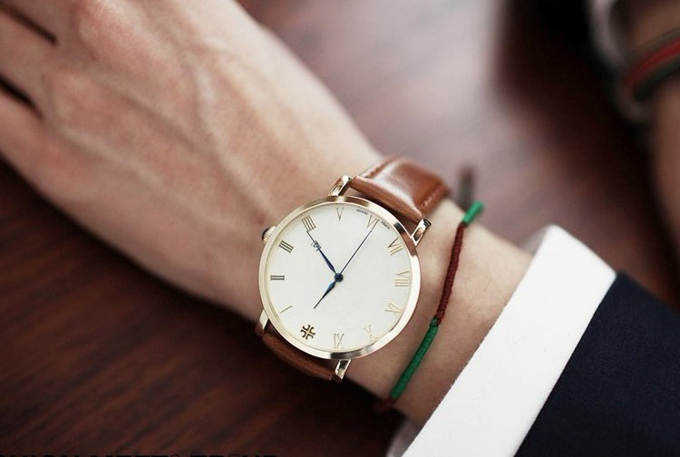Julius Woman Man Couple Watch 4 Colors Japan Mov Homme Hours Fashion Dress Bracelet Leather Band Lovers Boy Girl Gift 585