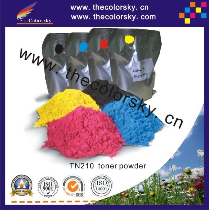 (TPBHM-TN210) premium color toner powder for Brother TN210 TN230 TN240 HL 3040 3070 3040CN 3070CW bkcmy 1kg/bag Free fedex<br><br>Aliexpress