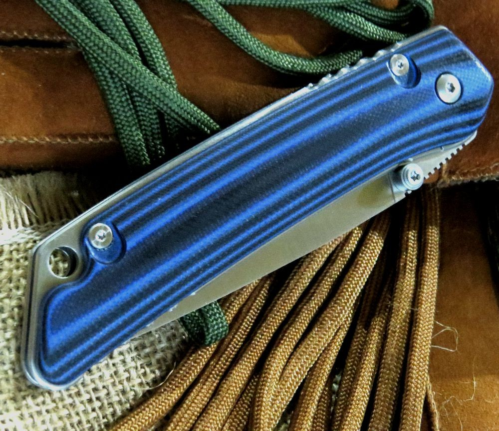 Buy New Designed EDC Tool Knife D2 Steel blade Folding Knife G10 handle camping hunting outdoor survival Knives cheap