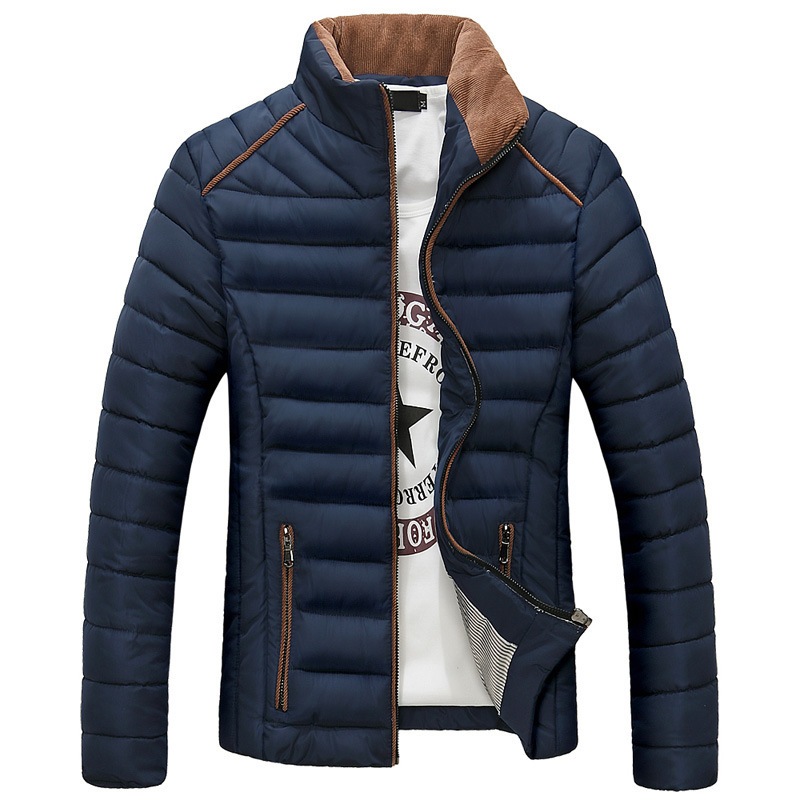 Discount men's winter jackets – Novelties of modern fashion photo blog