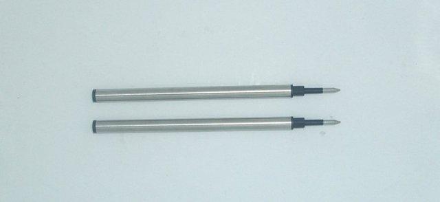 WHOLESALE  100  pcs  Rollerball pens ink refill,standard roller ballpoint pen ink refill +  free shipping