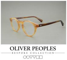 Vintage optical glasses frame oliver peoples ov5186 eyeglasses Gregory peck for women and men eyewear frames FREE SHIPPING