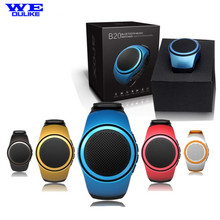 Buy Sport Smart Watch Speaker Support TF Card FM Radio Hands-free AUX Hands-free Music Sport Mini Bluetooth Speaker for $19.18 in AliExpress store