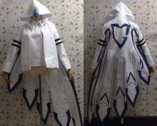 Newest Game LOL Cosplay Costume LOL Talon Cosplay Costume White Uniform Halloween Costume Custom Made Free Shipping