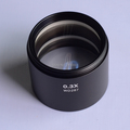 Free Shipping SZM 0 3X OBJECTIVE LENS FOR STEREO ZOOM MICROSCOPE OBJECTIVE WD 287mm