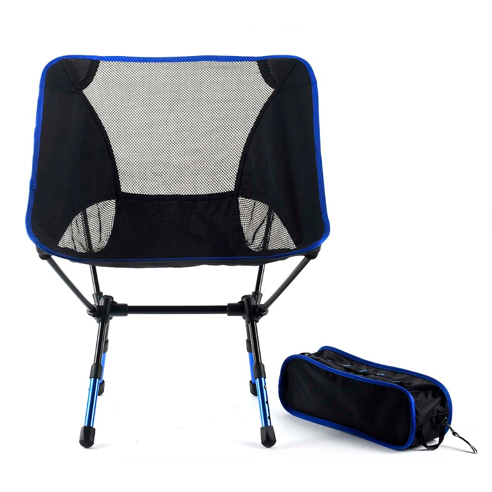 Quality foldable camping chair beach picnic garden chairs for Good quality folding chairs