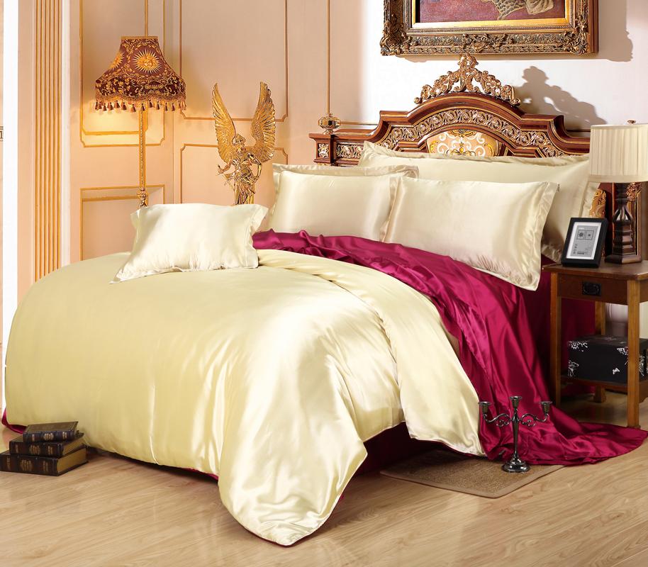 magenta housse de couette promotion achetez des magenta. Black Bedroom Furniture Sets. Home Design Ideas