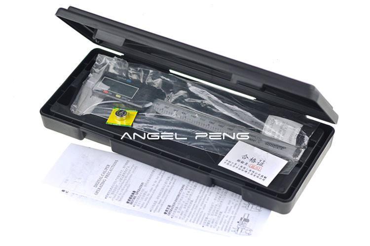 150 mm 6 Digital CALIPER VERNIER GAUGE MICROMETER free shipping<br><br>Aliexpress