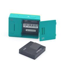 Good Quality Xiaomi Yi New Battery 1PCS 1010mAh 3.7V Xiaoyi Camera Batteries Charging For Yi Action Camera Xiaomi Yi Accessories