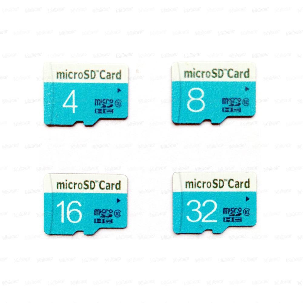 Blue white bicolor Memory Micro SD card 32GB 16GB 8GB class 10 Micro sd TF card Free Adapter / Free shipping(China (Mainland))
