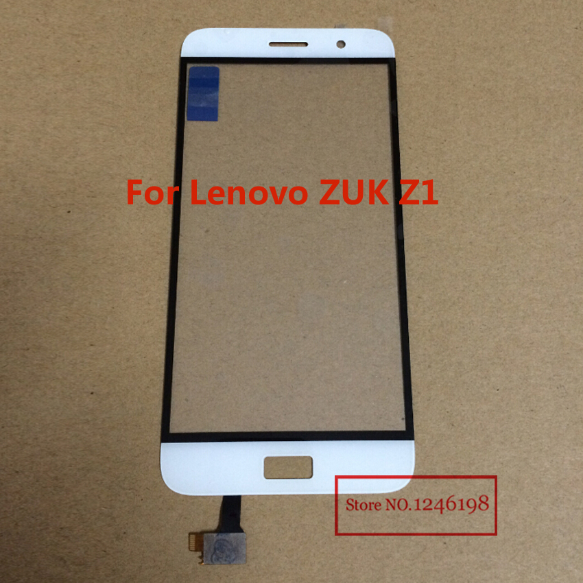 New Original Touch Screen Digitizer Replacement for Lenovo ZUK Z1 Front Glass lens touch panel Fit Lenovo Screen