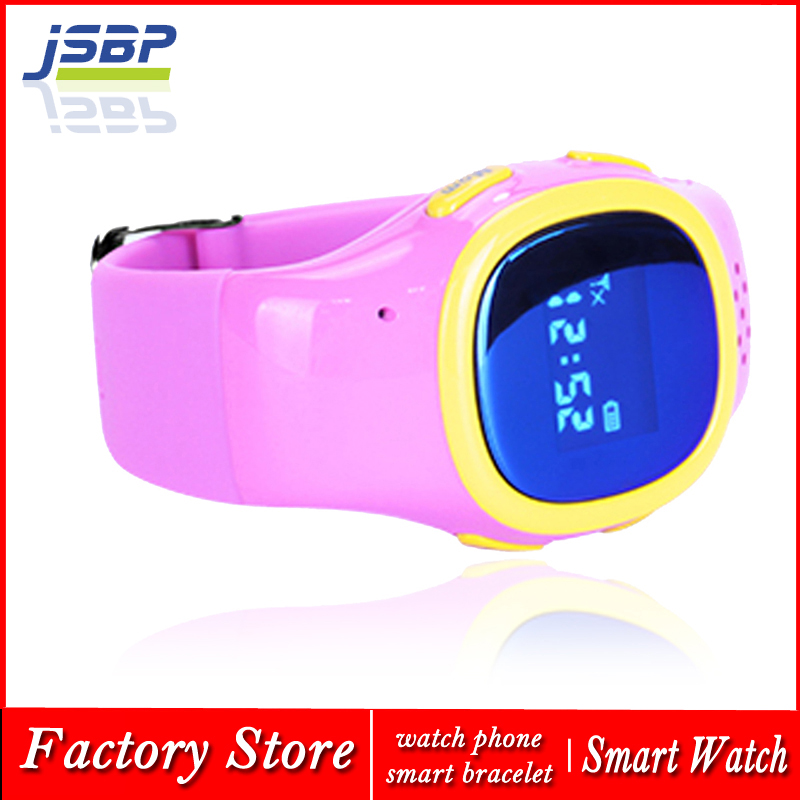 520 Newest Mini SOS Emergency Anti Lost GPS Tracker Watch For Kids with Wifi GSM Smart Mobile Phone App Bracelet Wristband(China (Mainland))