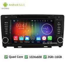 Quad Core 16GB Android 5.1.1 8″ 1024*600 DAB+ FM WIFI Car DVD Player Radio Audio Stereo Screen GPS For Great Wall Hover Haval H6