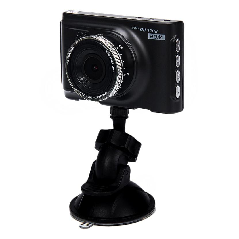 New Arrival 1080P HD Car DVR Vehicle Camera Video Recorder Dash Cam G-sensor(China (Mainland))