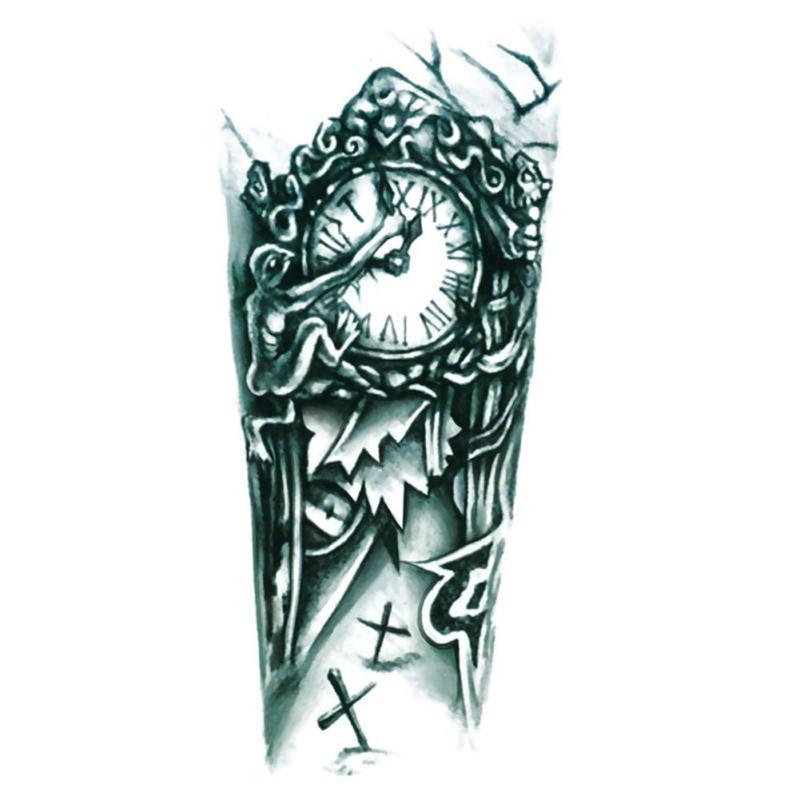popular cross tattoo arm buy cheap cross tattoo arm lots from china cross tattoo arm suppliers. Black Bedroom Furniture Sets. Home Design Ideas