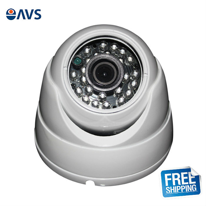 1.3 Megapixel 960P Vandalproof and Weatherproof AHD Dome CCTV Camera<br><br>Aliexpress