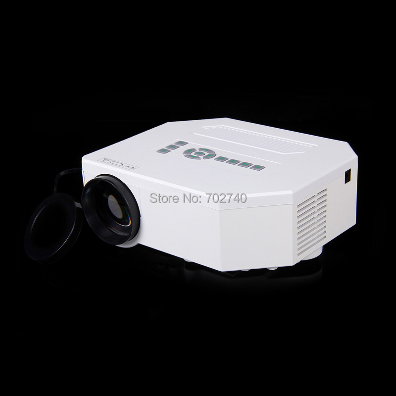 2016 new portable led intelligent projector digital smart for Usb projector reviews