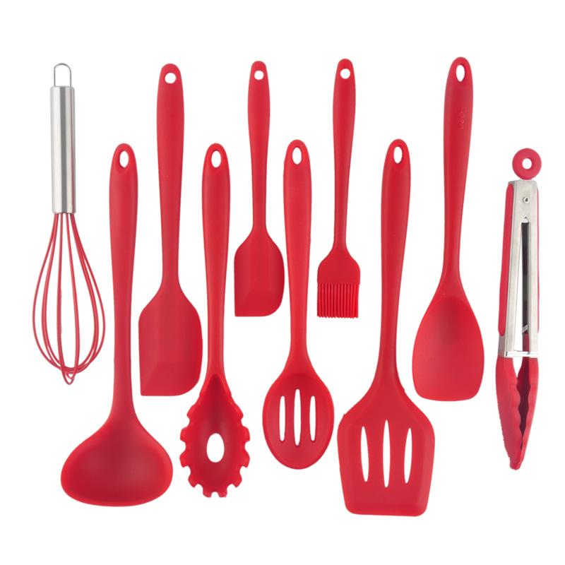 Compra utensilios de cocina de silicona online al por - Utensilios de cocina de silicona ...