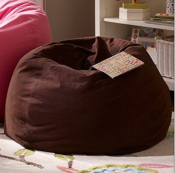 visi teardrop bean bag chair pearshape for adult use cover only