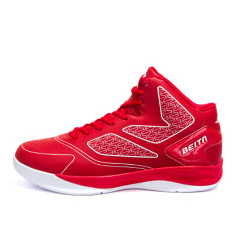 2016 New sneakers men basketball shoes high-top sneakers sports shoes students boys basketball sneakers 39-44(China (Mainland))