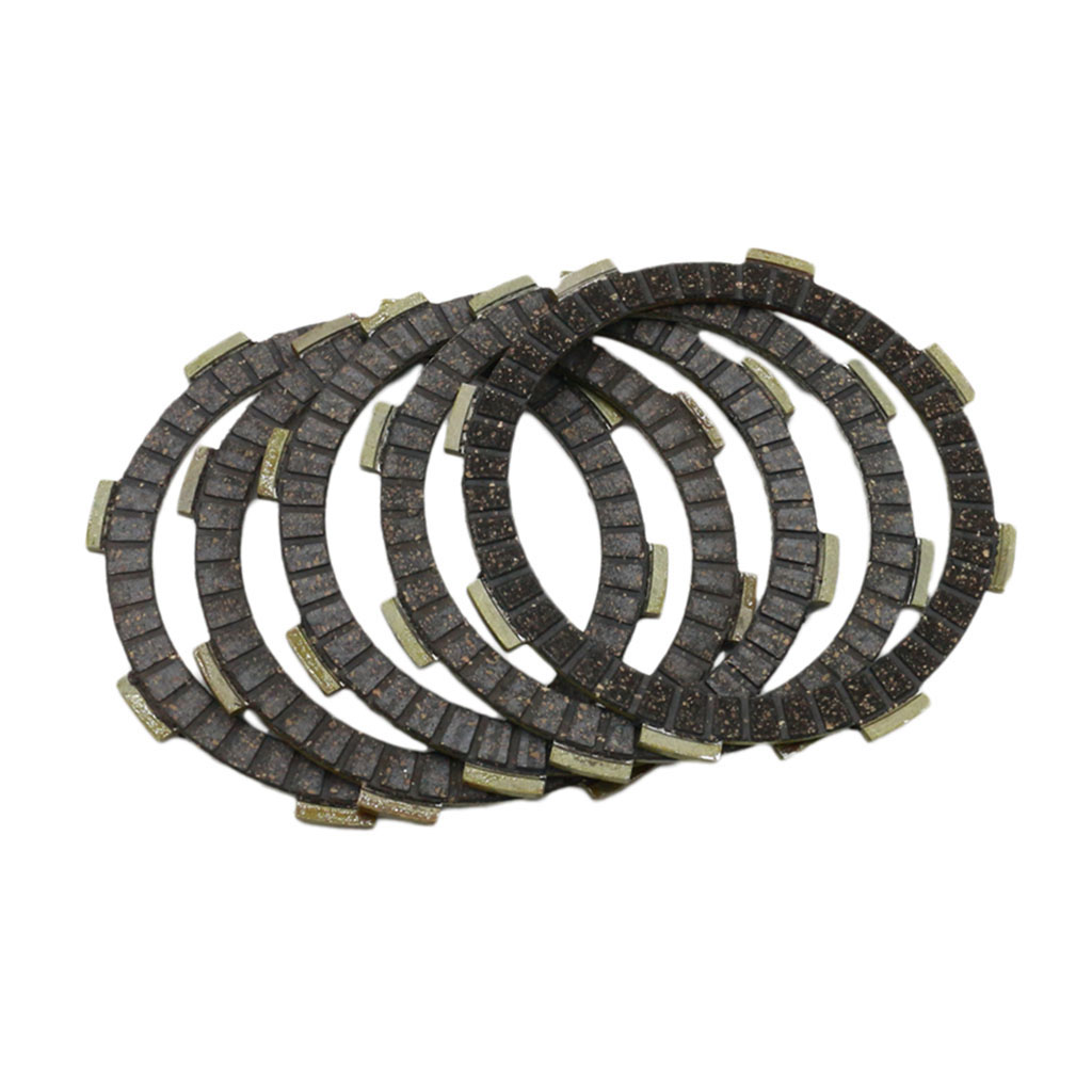 Motorcycle Motorbike Clutch Plates Kit for Honda CG125 CG 125 Motorcycle Clutch Plate Clutch Plate Kit