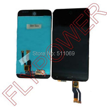 For MEIZU k52 m1 M456M M456A LCD Screen Display with Touch Screen Digitizer  Black color by free shipping