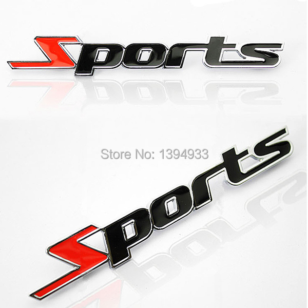 New 2014 Car Styling High Quality Car Stickers And 3D Car Sticker , car decor stickers+Free Shipping(China (Mainland))