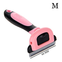 High Quality furminators Pet Comb Hair Remover Dog Brush Detachable Super 1 Mall(China (Mainland))