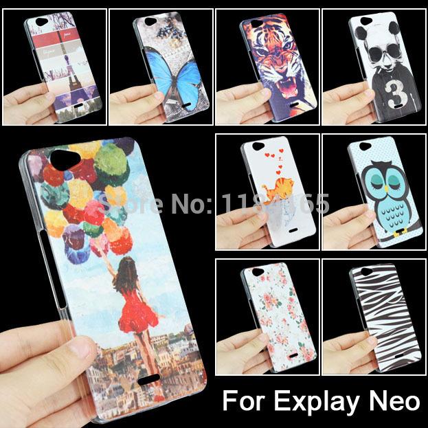 Чехол для для мобильных телефонов Explay Neo case 9 Explay Explay Neo cover