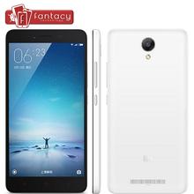 "Original Xiaomi Redmi Note 2 TD Mobile Phone MTK6795 Octa Core 5.5"" 1920X1080P 2GB RAM 13MP 3060mAh MIUI 6 4G FDD Unlocked(China (Mainland))"