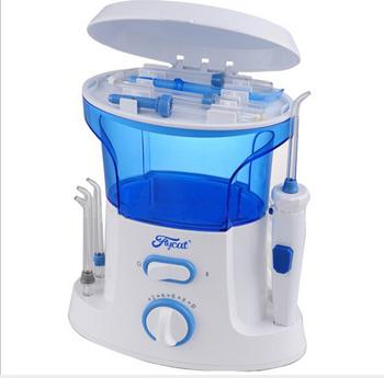 Новый оральный зубы очистки воды зубная нить вода Flosser главная пакет зубной ирригатор ...