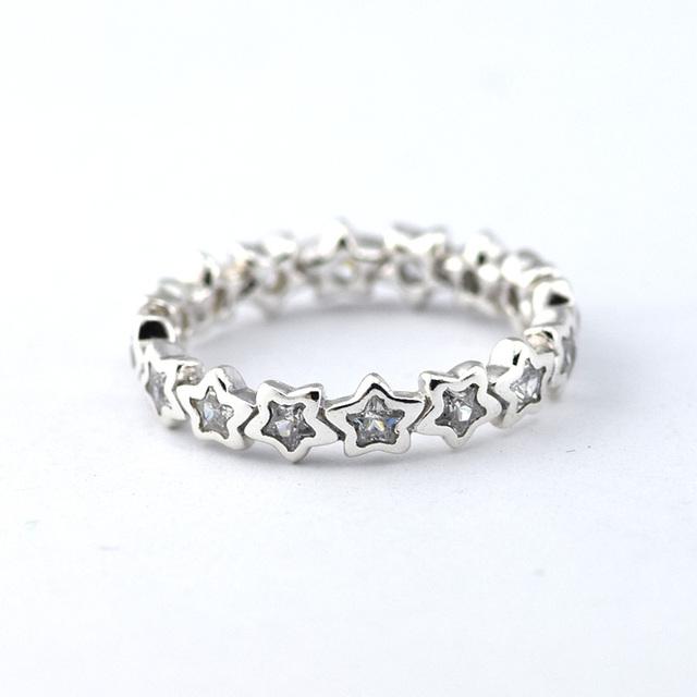 Серебро 925 ювелирных изделий Starshine ясно CZ серебряное кольцо 2015 кольца для женщин сделай сам мода аксессуары и украшения оптовая продажа