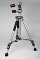 High Quality Professional Aluminum Alloy Weifeng Photo Video Tripod FT 6307 3 way Pan Head Portable