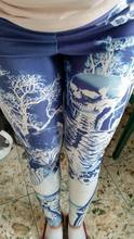2013 New Popular Skull BLOOD CTHUL HU MIDDLE EARTH MAP CORPSE BRIDE N7 MECHANICAL MERMAID WHITE  HELL YEAH LEGGINGS For Women(China (Mainland))