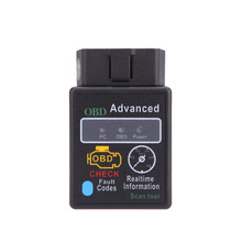 Auto HH Car Diagnostic Tool Mini Bluetooth V2.1 OBDII OBD2 OBD 2 Scanner Tester Works on Android Symbian Windows(China (Mainland))