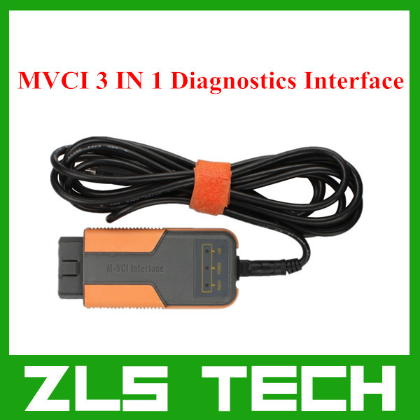 2015 New MVCI 3 IN 1 V10.10.018 High Performance Factory Diagnostics for TOYOTA TIS Multi-Languages Free Shipping(China (Mainland))