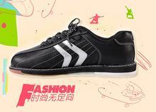 Квартиры мужчины / женщины профессиональный спортивная обувь полиуретан кожа боулинг обувь дизайн боулинг мяч кроссовки размер : 38 — 47