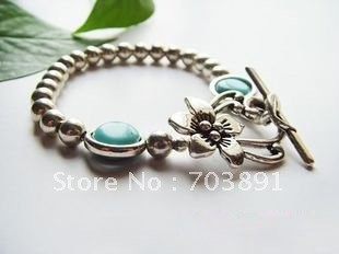 Fashion tibetan silver bracelet jewelry HW149